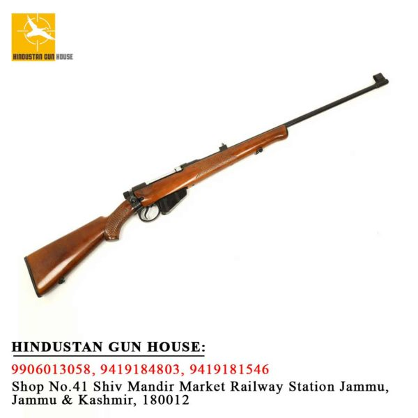 .315 SPORTING RIFLE MADE BY RIFLE FACTORY ISHAPORE (INDIAN ORDNANACE FACTORY)