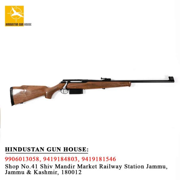 30.06 RIFLE MADE BY RIFLE FACTORY ISHAPORE INDIAN ORDNANCE FACTORY